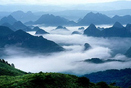 Guilin Yaoshan Mountain Scenic Resort: 桂林尧山景区.jpg