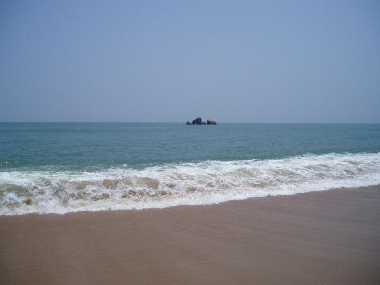 博鳌玉带滩