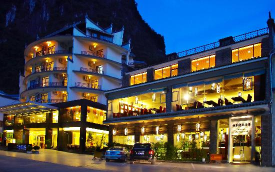 Tangrenjie Hotel