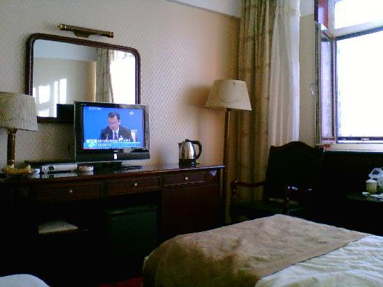 Liuhu Hotel: 光线不错,暖和。
