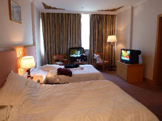 New Jiuzhaigou Hotel: room