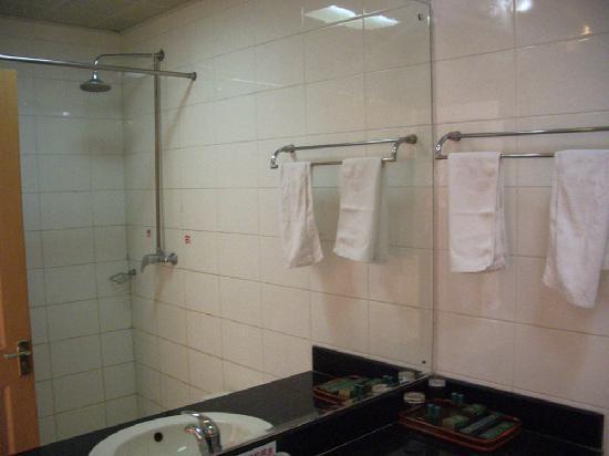 Bijia Resort: 双人标间-卫生间