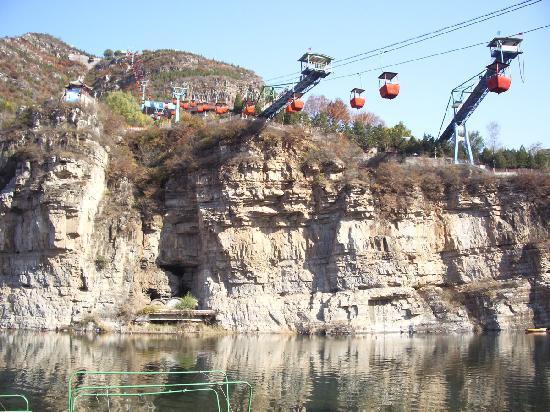 Bijia Resort: 蹦极