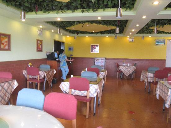 Home Inn (Luoyang Tanggong Middle Road): 吃早餐的茶餐厅