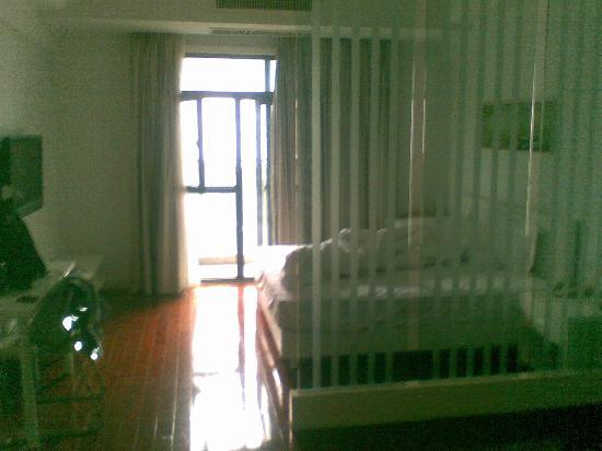 Haolisen Business Hotel : 卧室