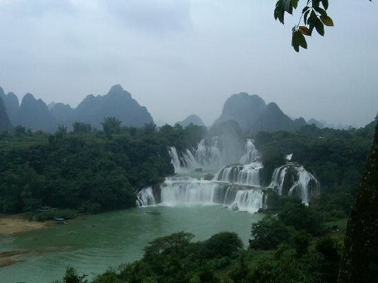 Daxin County, China: 这个最美