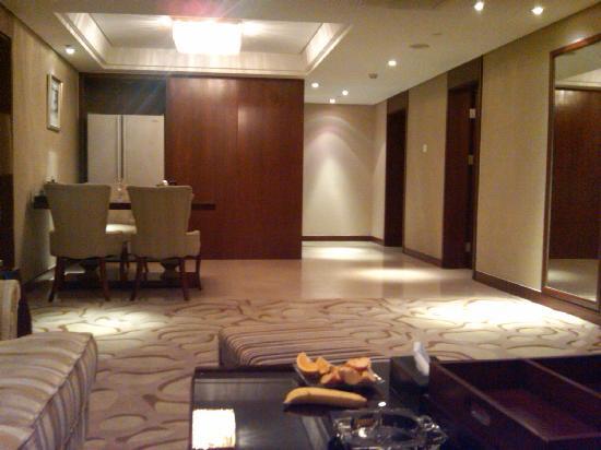 Huiyuan Prime Hotel: 客厅
