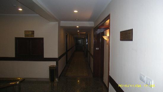 Zhejiang Xizi Hotel: 走廊