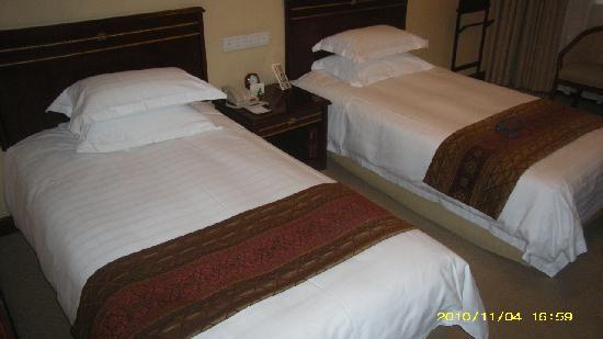 Zhejiang Xizi Hotel: 房间
