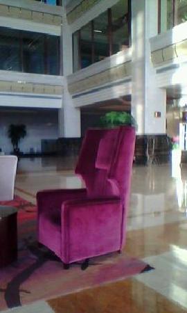 Yancheng Yingbin Hotel: 舒适的座位