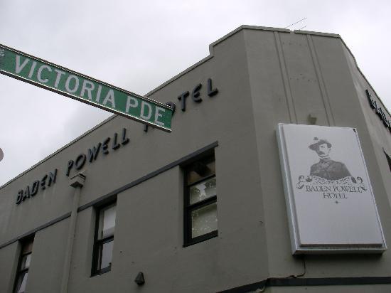 Baden Powell Hotel: sany0148