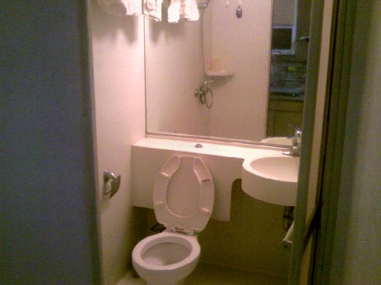 Bihao Self-service Apartment Shengtiandi: 卫生间