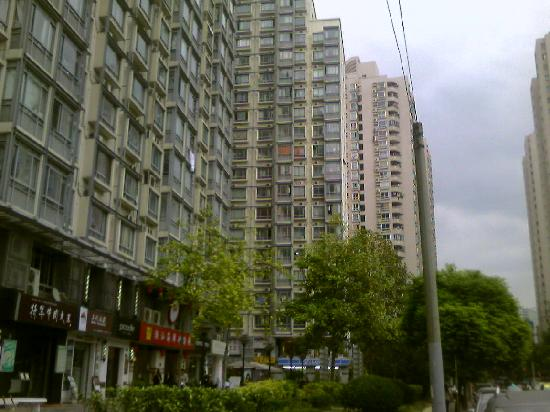 Bihao Self-service Apartment Shengtiandi: 公寓全景