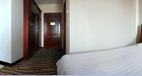 Weiye Business Hotel : 入门的地方