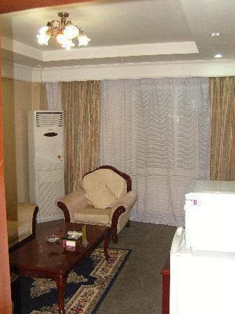 Kangding Hotel : 那万恶的空调,晚上罢工