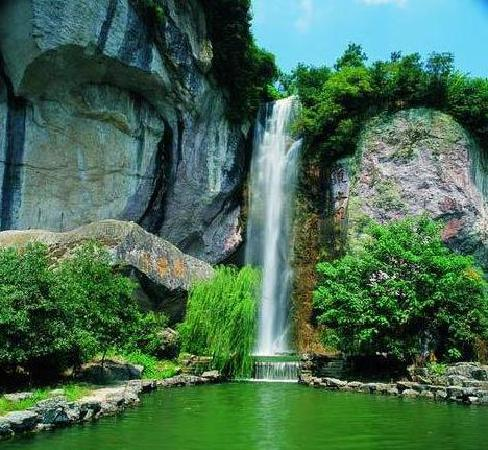 Wuxie National Forest Park : 我的家乡
