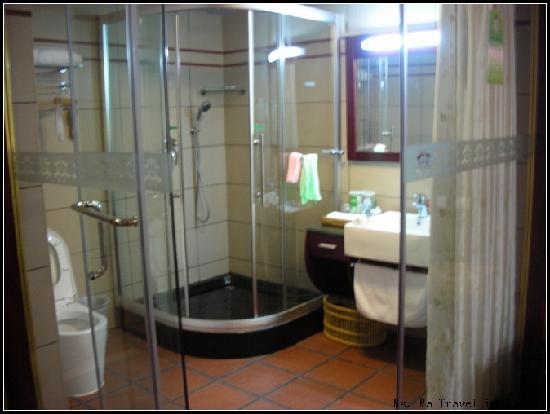 Dianjunwang Hotel: 卫生间