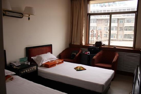 Xiangtai Hotel : 住宝鸡祥泰宾馆标准间