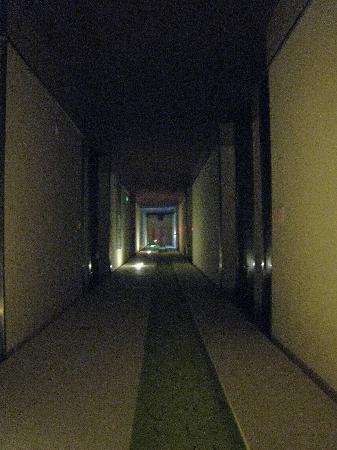 Motel168 (Wuhan Xiongchu Avenue): 静静的走廊