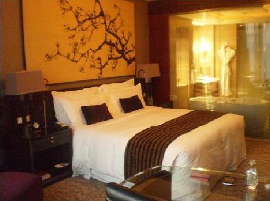 Regent Beijing: 大床