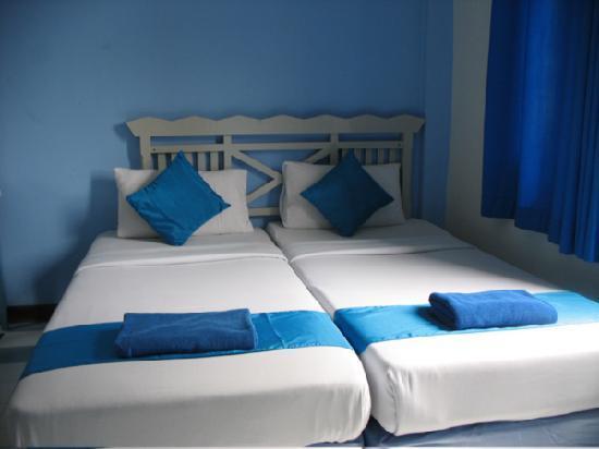 Sawasdee Banglumpoo Inn: 房间