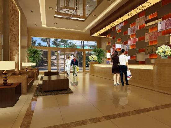 Spring Time Hotel Zhujiang New Town