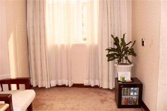 Jinxidi Holiday Serviced Apartment: 很温馨的房间
