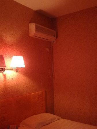 Dawu County, الصين: 房间内的空调