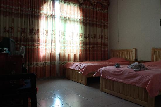 Danxia Mountain Hongfulou Hotel: IMG_0040