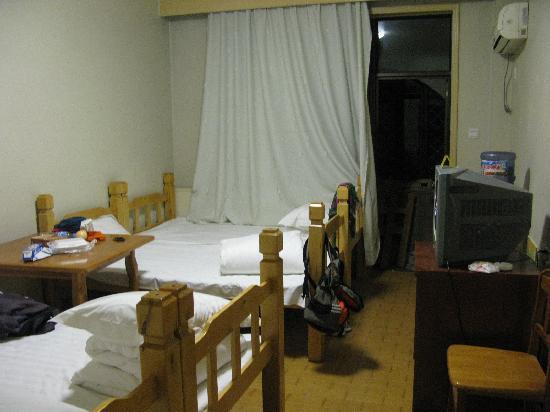 Yantai International Youth Hostel: 多人间