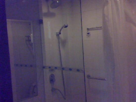 Hanting Express (Beijing Wangjing) : 喜欢上面的大喷头洗澡的感觉