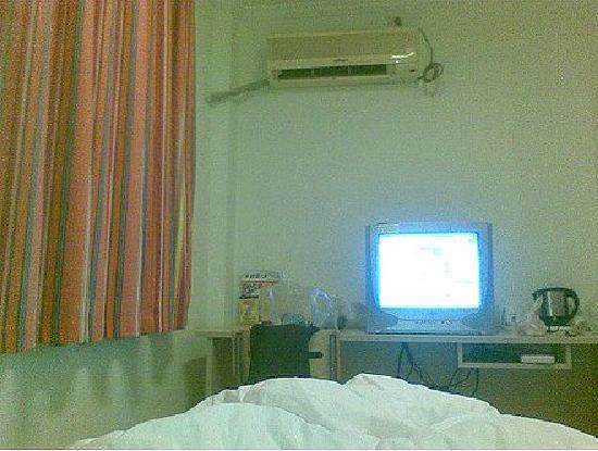 7 Days Inn (Chongqing Shapingba) : 房间内景
