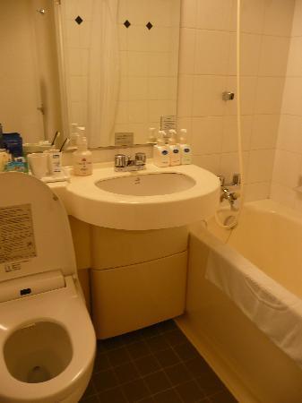 Hotel Villa Fontaine Kayabacho: P1040206