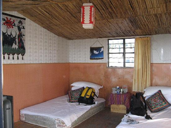 Manba International Youth Hostel: 舒适的简易小屋