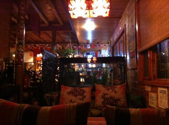 DaQueKou International Youth Hostel : 不错的旅社