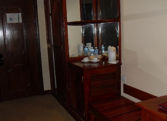 Kingdom Angkor Hotel: 房间