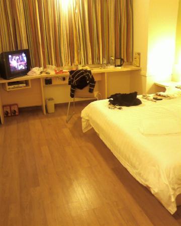 7 Days Inn Guangzhou Airport Road: 房间很温馨