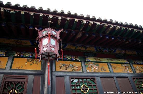 Pingyao Cheng Jia Hotel : 宫灯