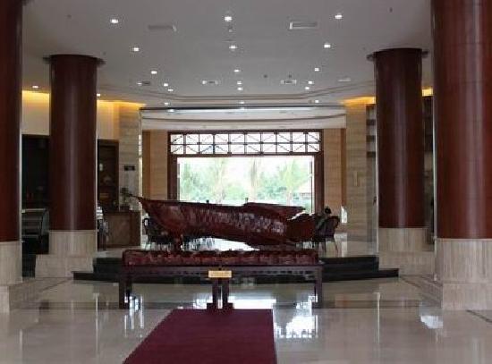 Wulan Hot Spring Hotel: 大堂