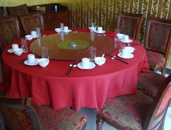 Shuangbai County, China: 餐厅