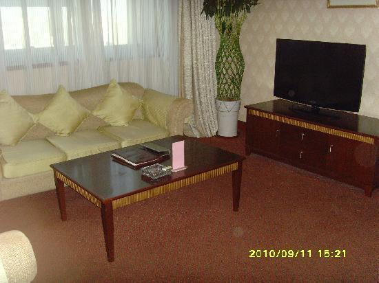 Ocean Hotel Hebei District: 客厅