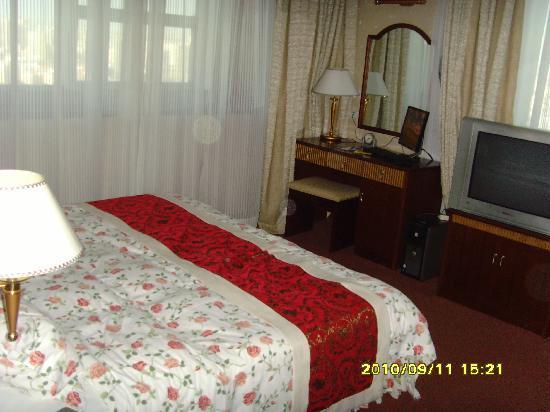 Ocean Hotel Hebei District: 床
