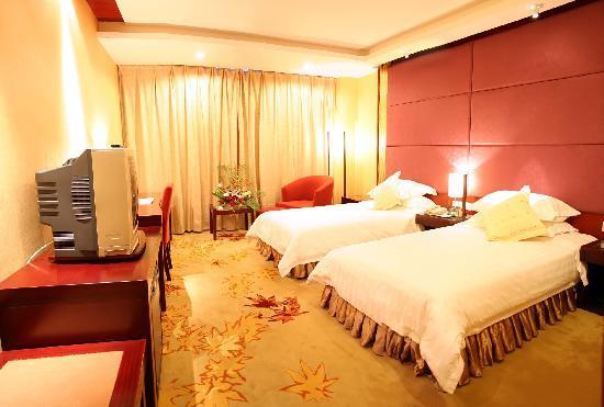 Brilliance Garden Hotel: 酒店提供的标间照片