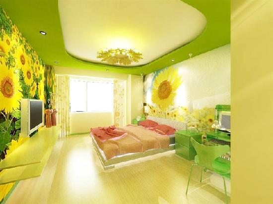 Tangtang Apartment Shenyang Tiexi Holiday