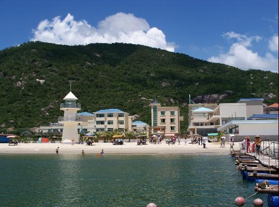 Jin Yin Tan Resort Hotel: 酒店外景