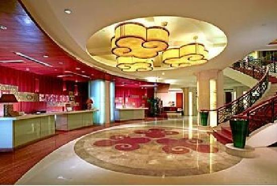 Fortune Hotel Xiamen: 大厅