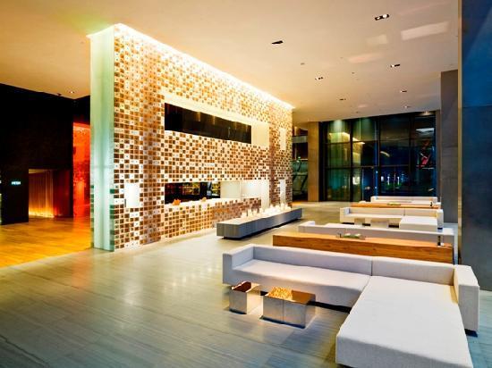 The Opposite House: 瑜舍Living Room