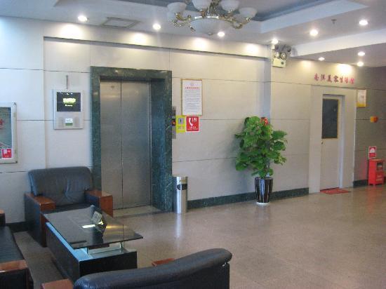 Nan Yang Hotel : 酒店大厅
