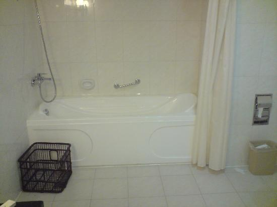 Zetian Hotel: 浴室
