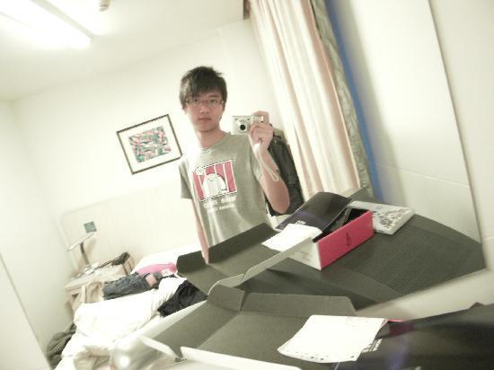Jinjiang Inn (Dalian Jiefang Road): 这里的我有点丑。。。但是我可以把那里面当家一样。